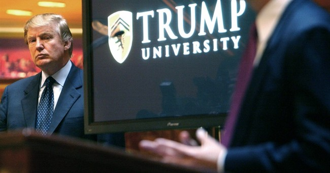 The Latest: Judge sets schedule for Trump University trial