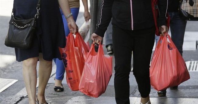 Paper please: California voters approve plastic bag ban