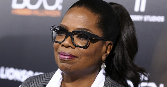 Oprah Winfrey reflects on President-elect Donald Trump