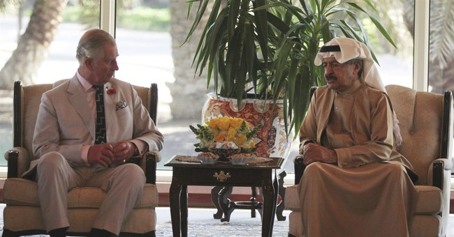 British royal trip comes as Bahrain unrest far from over