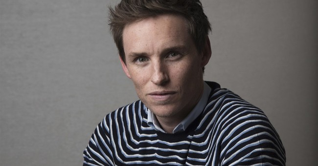 Q&A: Redmayne on finally getting his Harry Potter shot