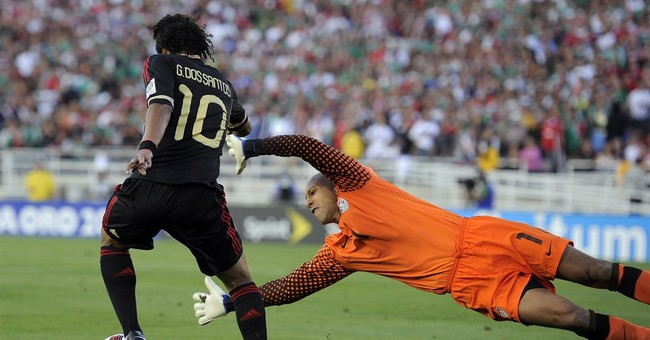 Specter of politics hangs over US-Mexico match
