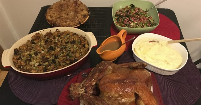 Thanksgiving is a chore, even with Martha Stewart's help