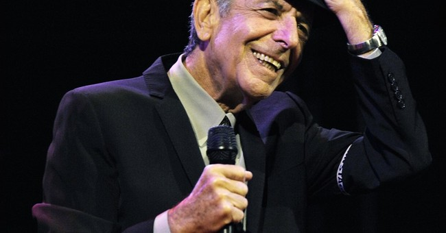 'Hallelujah' Singer-Songwriter Leonard Cohen dead at age 82