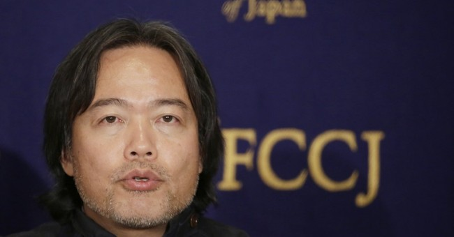 Japanese journalist denies allegation he is IS sympathizer