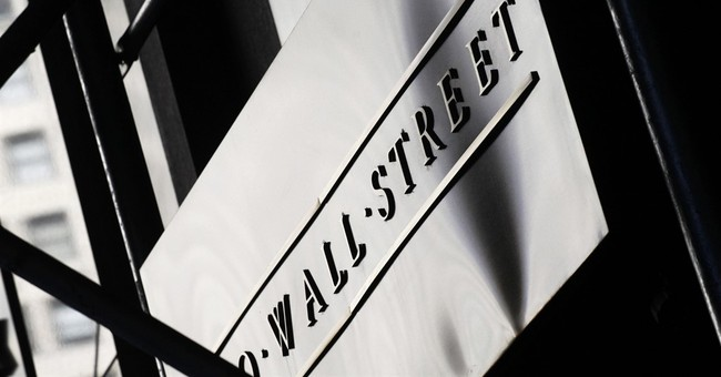Wall Street bets Trump will spend more, regulate less