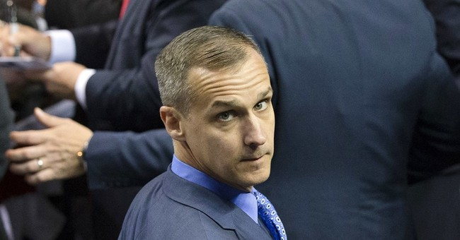 Corey Lewandowski, former Trump campaign manager, leaves CNN