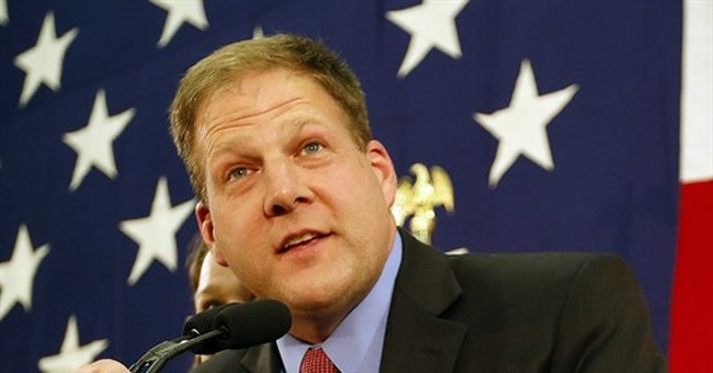 New Hampshire's Chris Sununu will be youngest governor in US