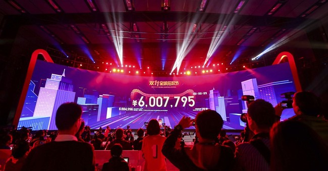 Chinese e-shoppers spend billions on Singles Day