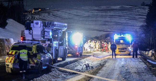 3 members of digging crew killed in Norway landslide