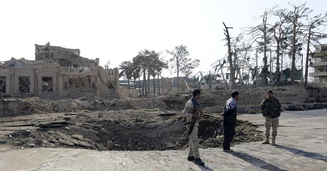 Afghan official: Taliban attack German consulate, killing 6