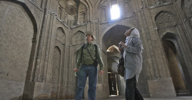 Visit Iran? US tour company says yes, despite recent arrests