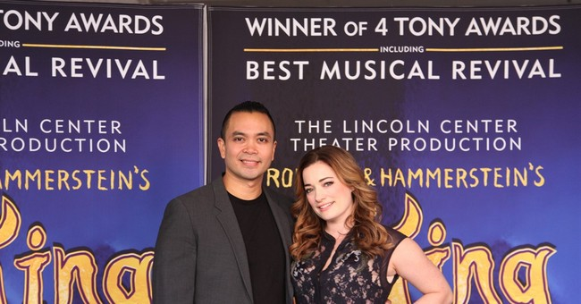 Broadway's 'The King and I' hits the road with veterans