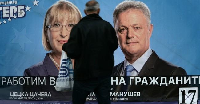 Bulgarian presidential runoff a test of center-right govt