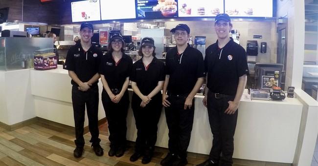 Michigan quintuplets work at same McDonald's restaurant