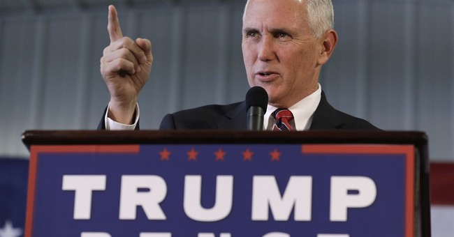 Trump shakes up transition team, elevates Pence's role