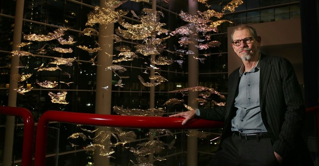 'Soaring in the Clouds' artwork dedicated in Houston