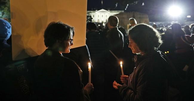 The Latest: Multiple arrests at Portland, Oregon protest