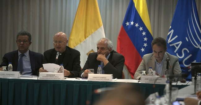 Venezuela's government, opposition reach initial agreements