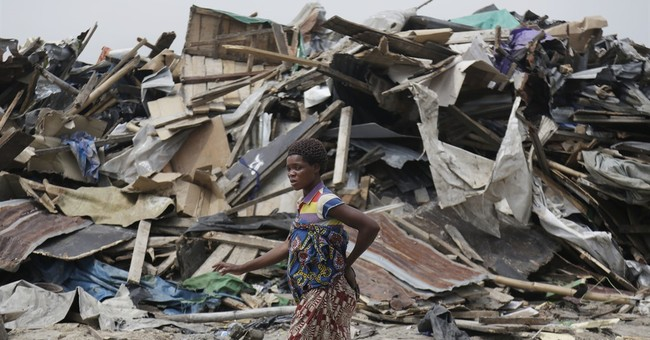 Amnesty: Nigeria's slum demolitions leave 30,000 homeless