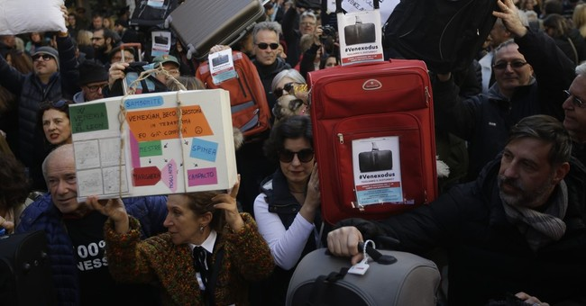 Venetians protest, say it's harder than ever to live there