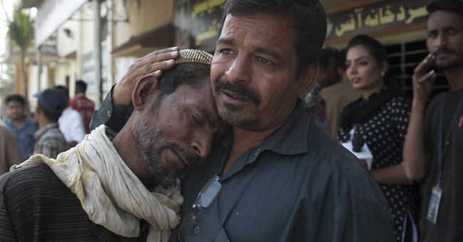 At Pakistan mortuary, unclaimed bodies and frantic relatives