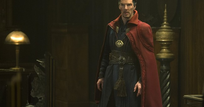 Box office top 20: 'Doctor Strange,' 'Trolls' stay on top