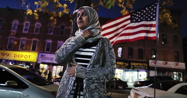 Correction: Trump-American Muslims story