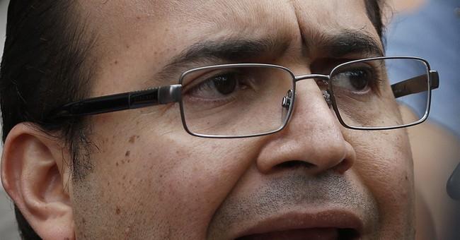 Mexico freezes accounts, properties of ex-governor