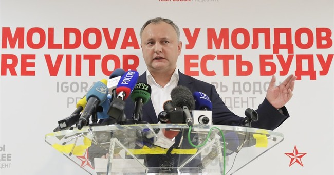 Moldova: Pro-Russia presidential candidate declares victory