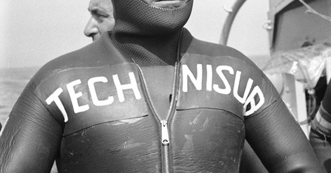 Italian free diver Enzo Maiorca dies, age 85, in Sicily