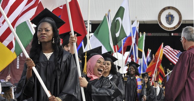 Beyond China: US colleges look afield for foreign students