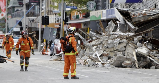 Comparing 2011 and 2016 New Zealand earthquakes