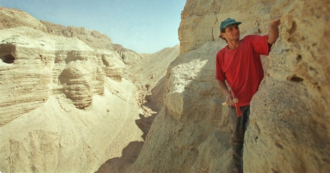 Israel to launch expedition to find more Dead Sea Scrolls