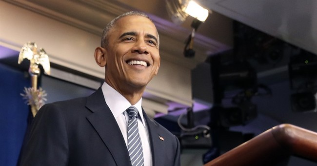 The Latest: Obama blames Congress for not closing Guantanamo