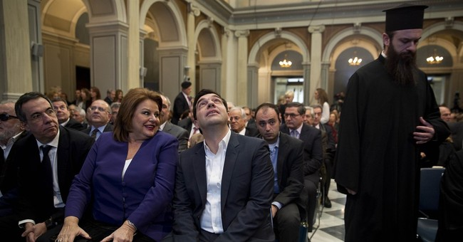 Greece enters new round of bailout talks amid union unrest