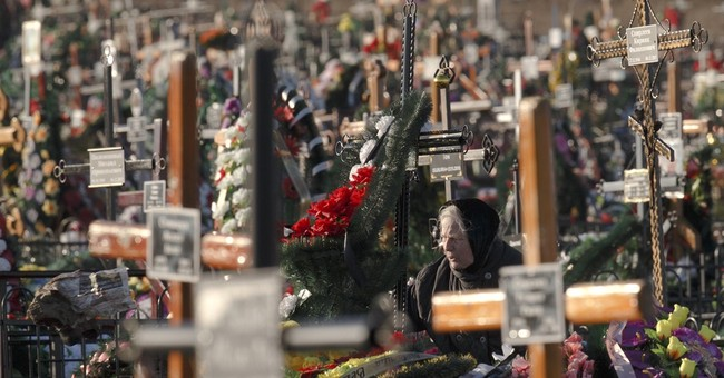 Moldova has one of the largest cemeteries in Eastern Europe