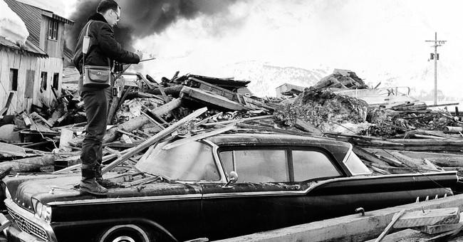 Researchers find source of 1964 devastating Alaska tsunami