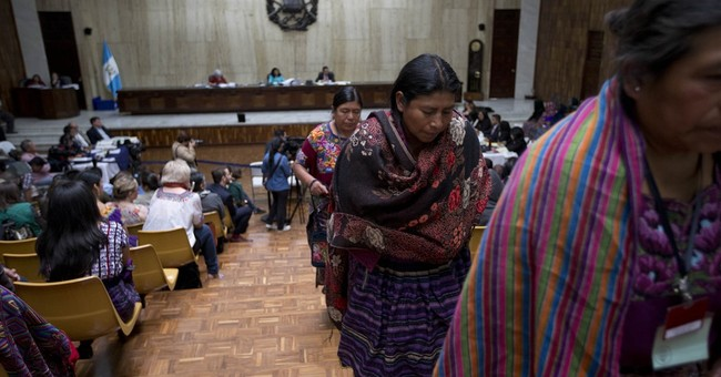 Guatemala tries 2 for alleged abuse of women in civil war