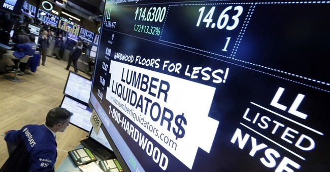 Lumber Liquidators to pay more than $13M for illegal imports