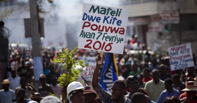Haiti opposition alliance declining to meet with OAS mission