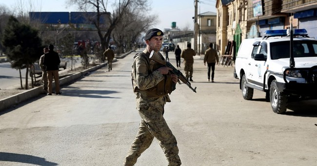 Suicide bombing in Afghan capital kills at least 9