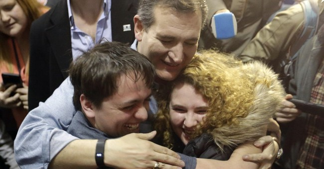 Cruz wins in Iowa's Republican caucuses