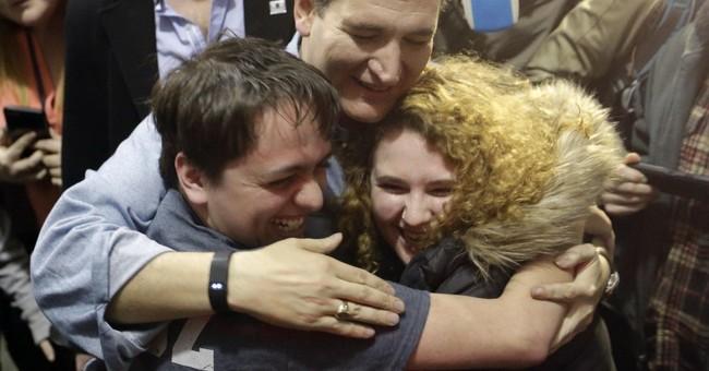 Cruz wins in Iowa's Republican caucuses