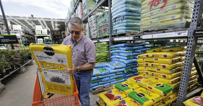 US business inventories up 0.1 percent in September