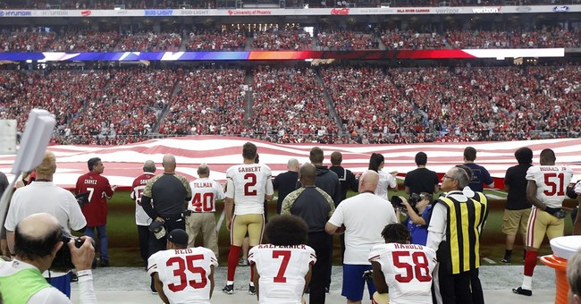 Kaepernick stands behind decision not to vote for president