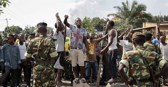 Rights group urges troops for Burundi to prevent genocide