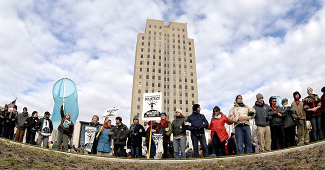 Pipeline company seeks court permission to proceed with plan