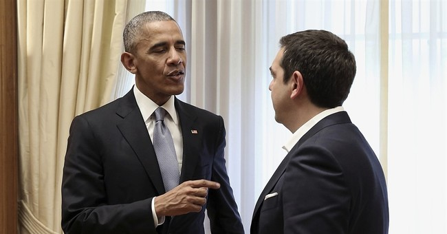 The Latest:  Obama in Germany, 2nd leg of final foreign trip