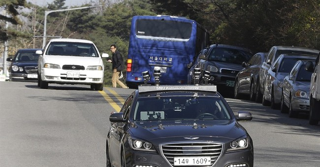 South Korea to test self-driving car in real traffic